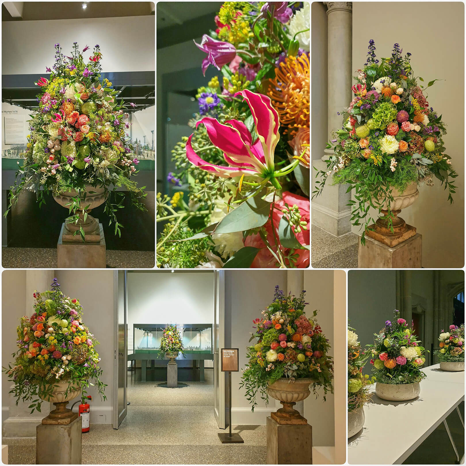 Event floristik, Floral Design, Indoor decoration Radko Chapov