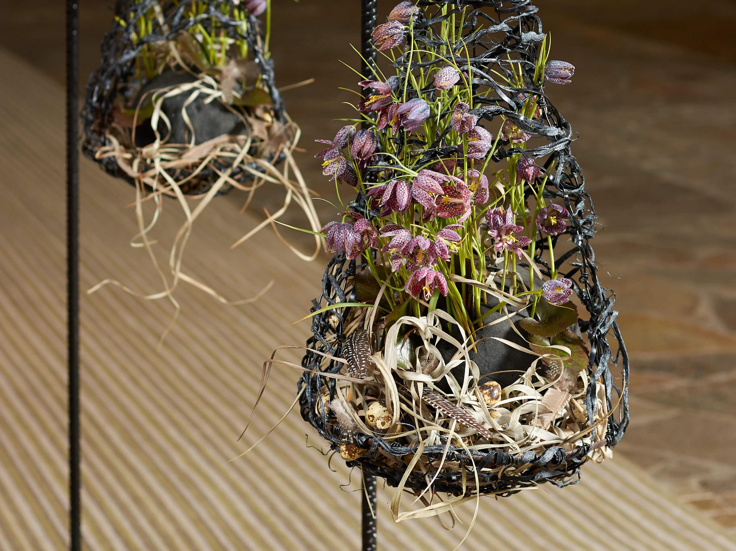 Floral Design Fritillaria Drops from Radko Ivanov Chapov